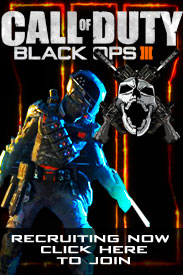 PS4 Recruiting for Black Ops 3