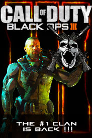 XBOX One Clans Recruiting for Black Ops 3
