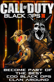 CAG is recruiting for COD Black Ops 3