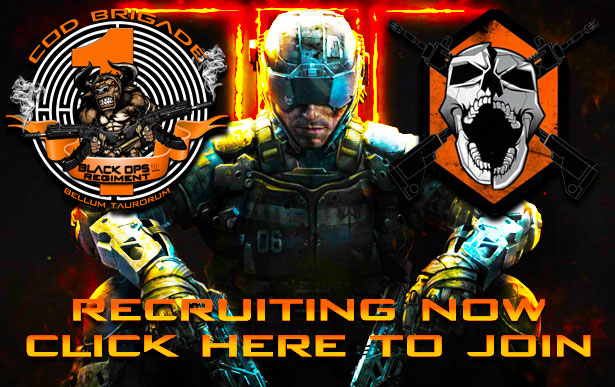 XBOX One Clan Recruiting for COD: Black Ops 3