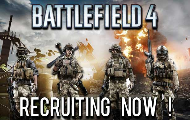CAG: Combat Applications Group Recruiting for BF4