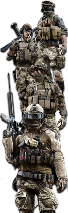 CAG is recruiting for BF4