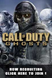 CAG is recruiting for COD Ghosts