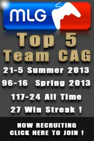 Team CAG Top 5 on MLG