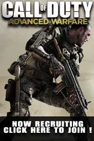 CAG is recruiting for COD Advanced Warfare