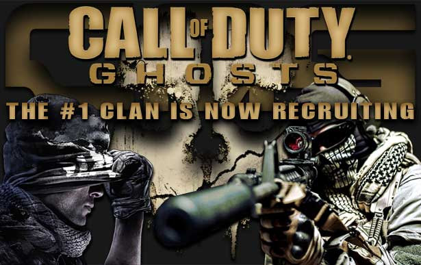 CAG: Compbat Applications Group is recruiting for COD Ghosts