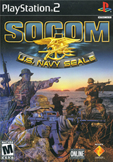 SOCOM U.S. Navy Seals on PS2