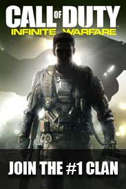 CAG is recruiting for COD Infinite Warfare