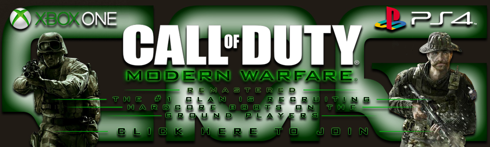 Call of Duty Modern Warfare 4 Remastered