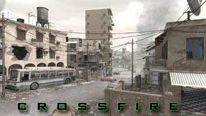Crossfire Map MW4